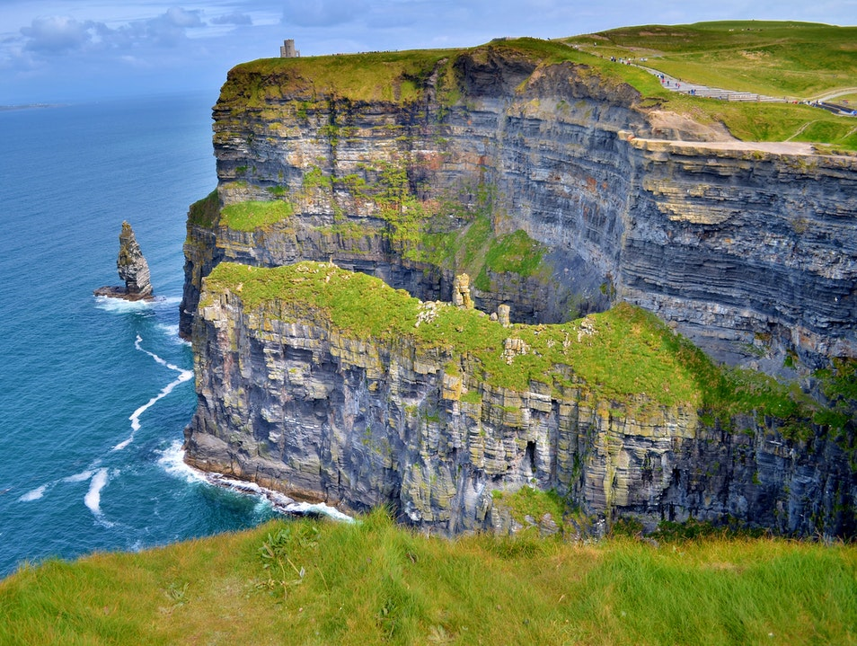Mystical Cliffs of Moher Clare  Ireland