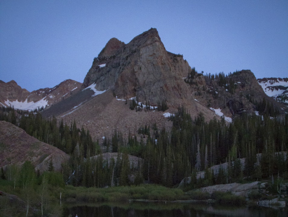 Hiking and Camping in the Wasatch Wilderness