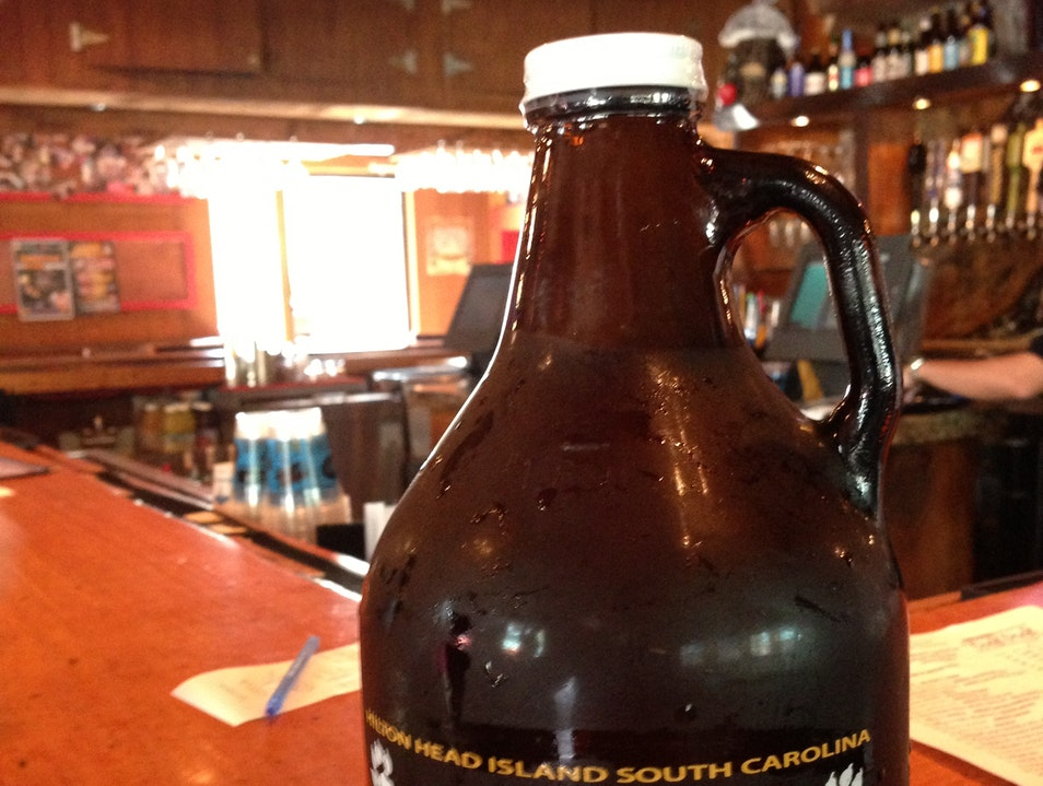 Growler's and Beer-Drinking Bears on H.H.I.