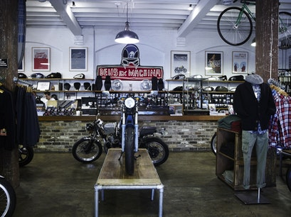 Deus ex Machina Camperdown  Australia