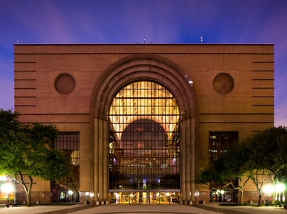 Wortham Theater Center Houston Texas United States
