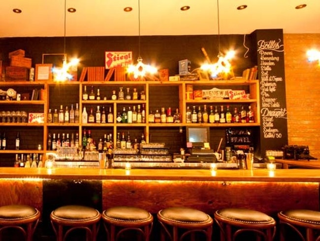 Toronto's Best Bartender's Bar: Churchill