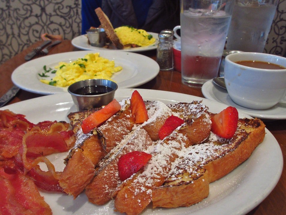 Breakfast or Brunch at Annies Austin Texas United States