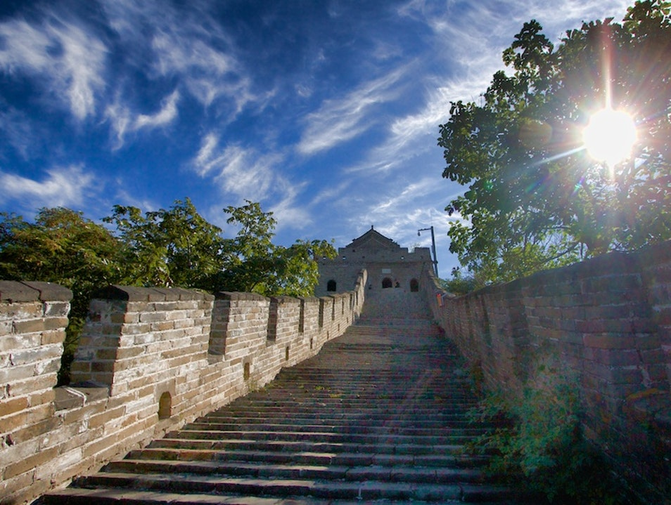 Skip the Crowds at the Great Wall Beijing  China