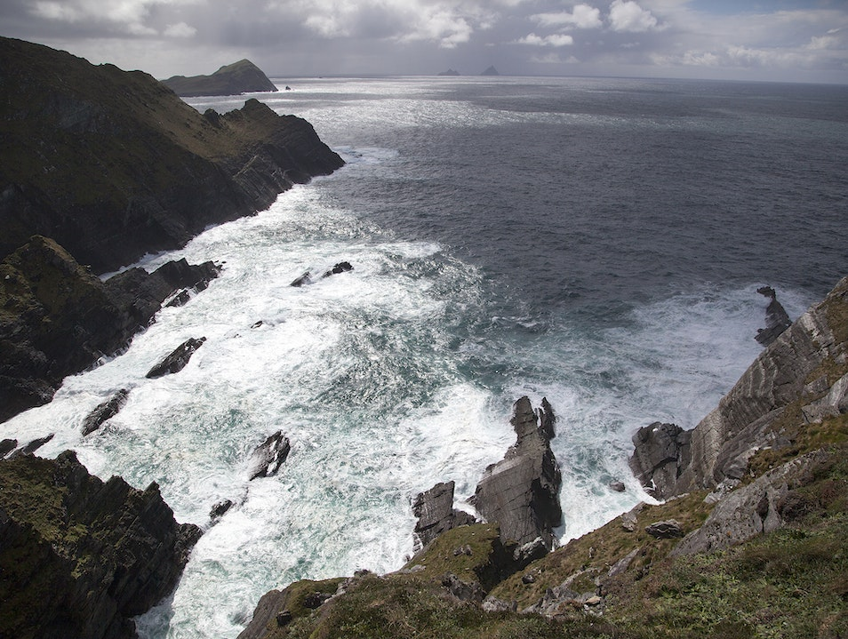 The Most Scenic View in County Kerry Kerry  Ireland