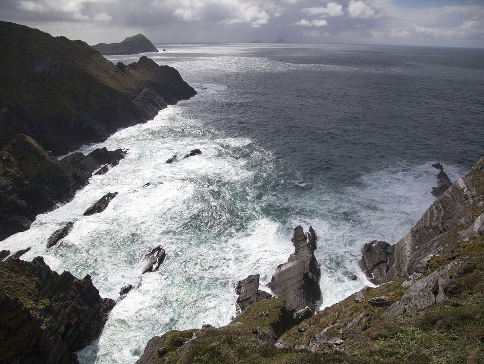 The Most Scenic View in County Kerry