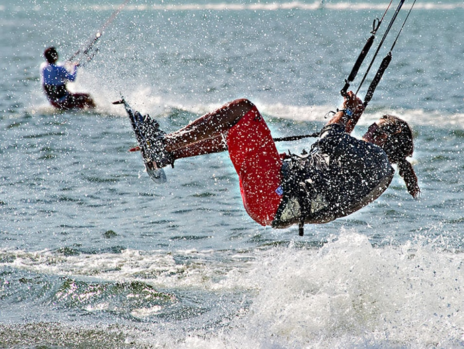 Enjoy fun, sun, and water sports Daytona Beach Florida United States