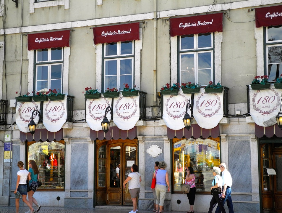 A Famous Nineteenth Century Pastry Shop