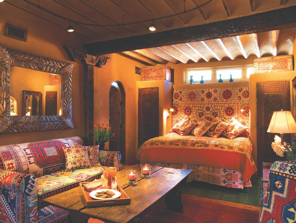The Inn of the Five Graces Santa Fe New Mexico United States