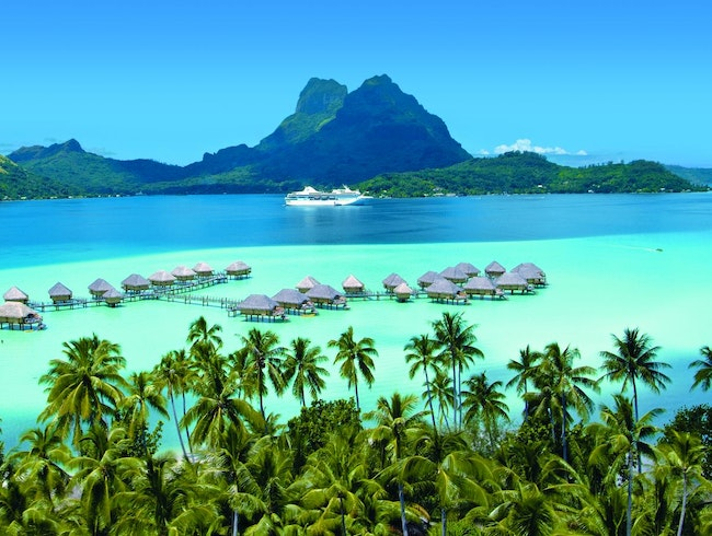 Bora Bora, Society Islands