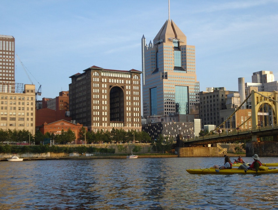 Experience Pittsburgh from the Water Pittsburgh Pennsylvania United States