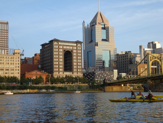Experience Pittsburgh from the Water