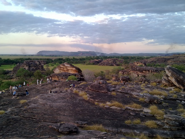 Ubirr Rock
