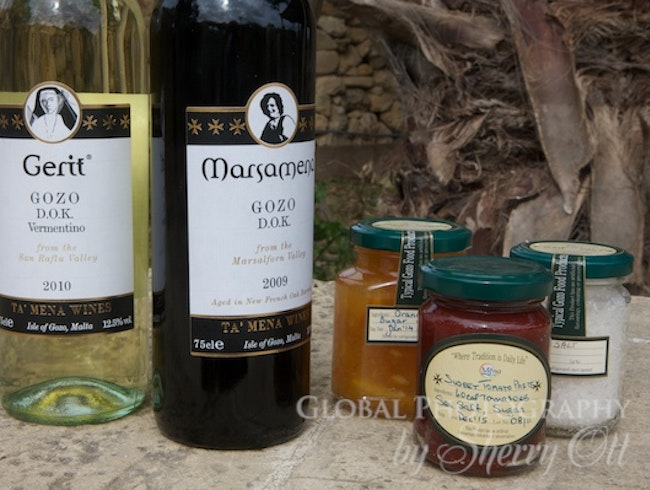 Get Dirty and Enjoy Gozitan Wines