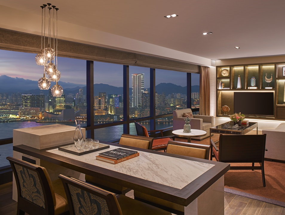 A legacy hotel in Hong Kong: the Grand Hyatt in Wanchai Hong Kong  Hong Kong
