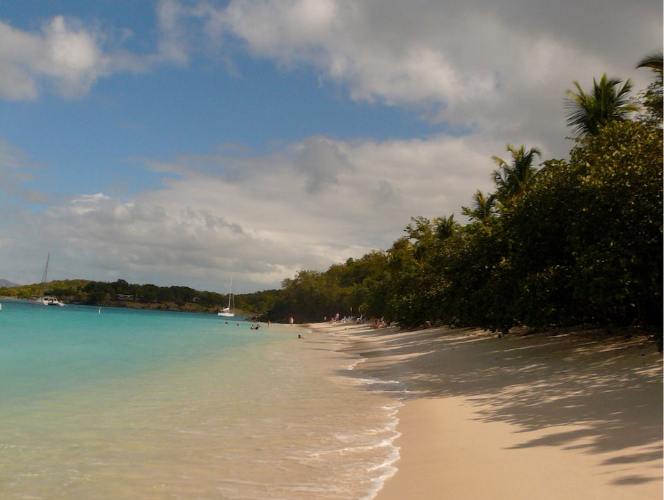 Romantic Beach Getaway For The Day St. John  United States Virgin Islands