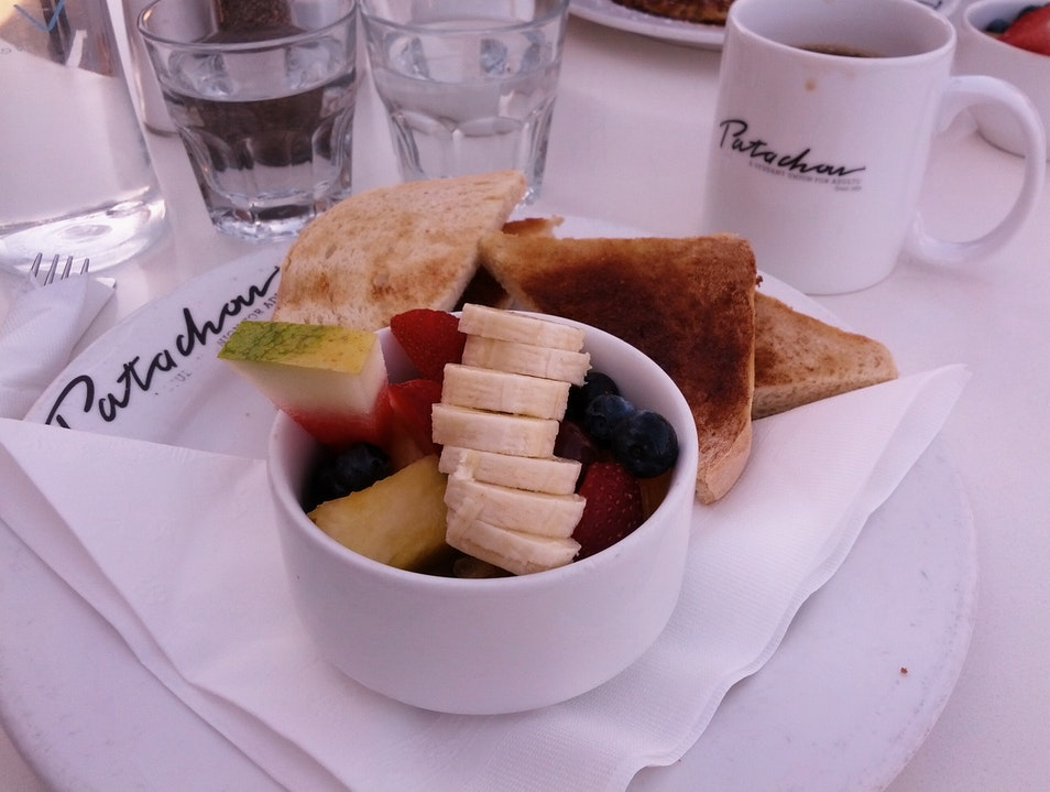 Start Your Day the Right Way at Cafe Patachou