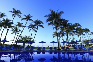 The Kahala Hotel & Resort Oahu