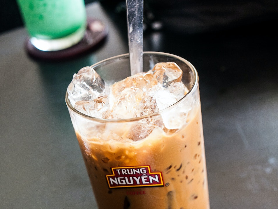 Vietnamese Coffee Couture