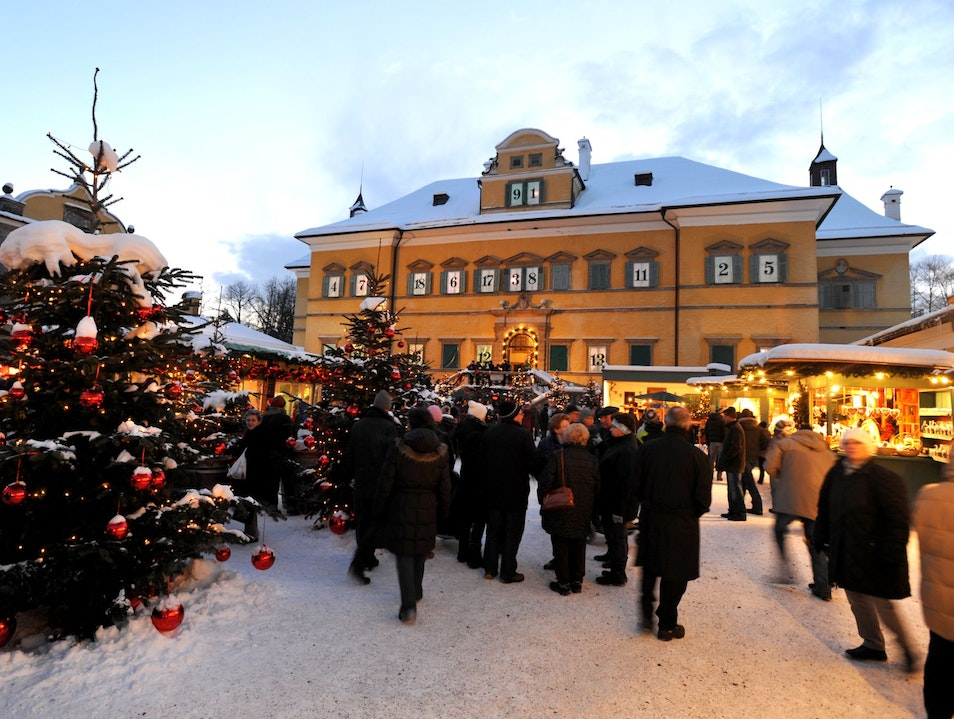 Hellbrunn's Advent – The Magic of Christmas Salzburg  Austria