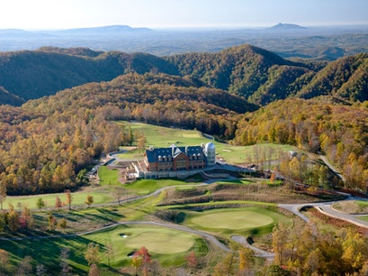 Primland Meadows of Dan Virginia United States
