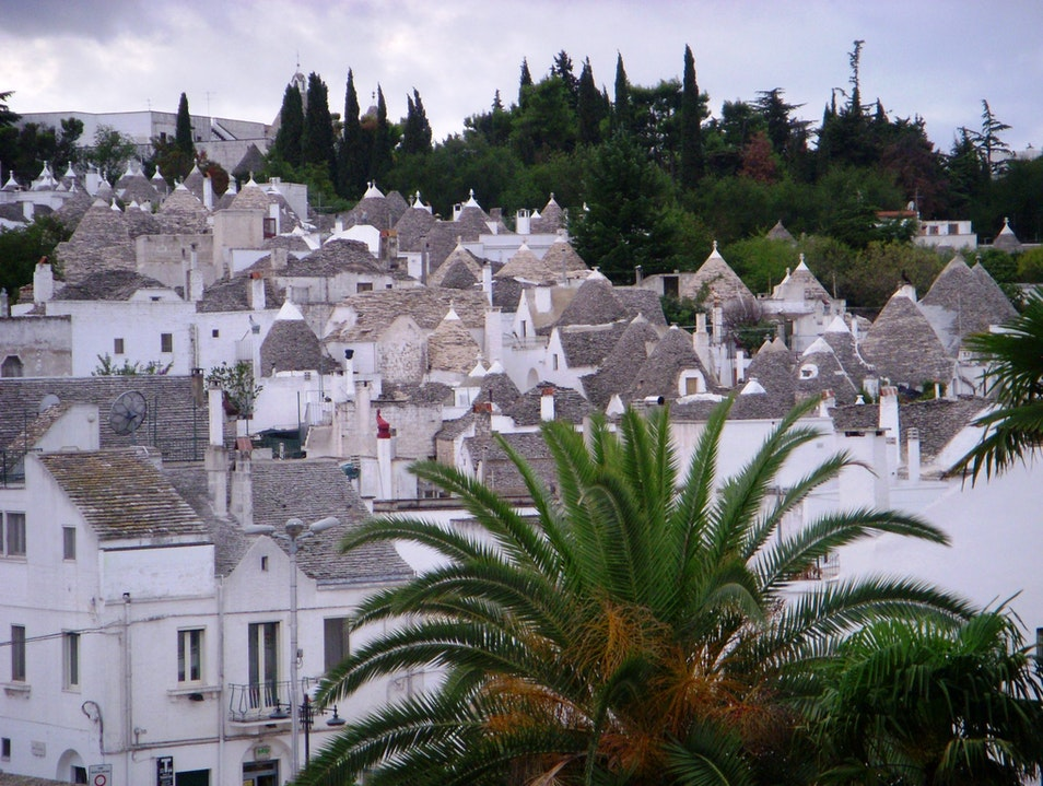 Trulli Houses of Alberobello, Italy: a Whimsical, Magical World Heritage Site  Alberobello  Italy