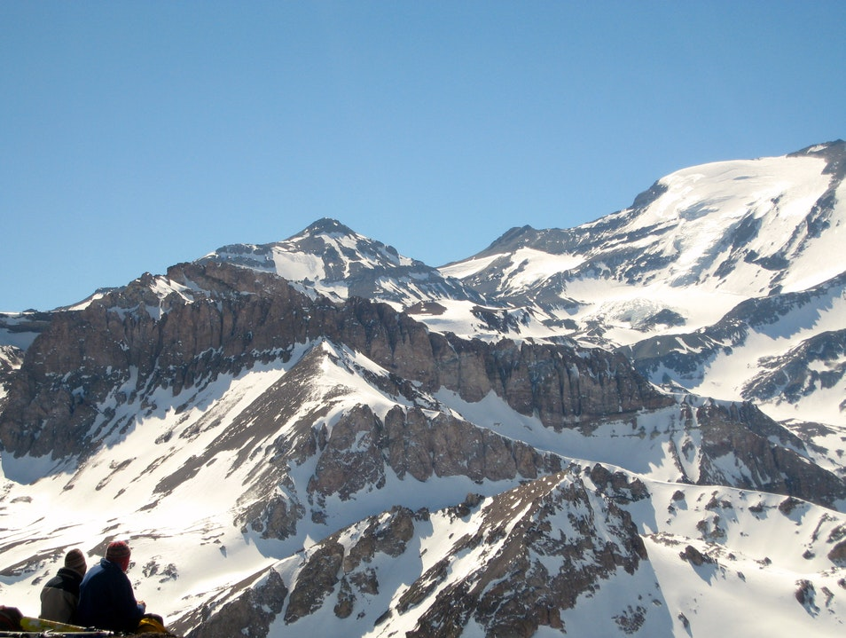 The Ultimate Day Trip: Ski the Andes