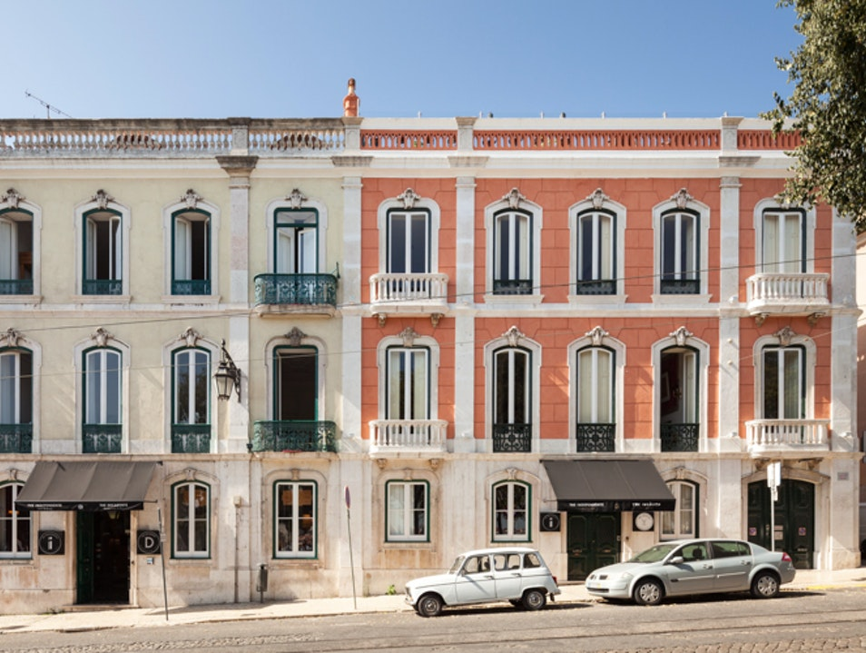 The Independente Suites & Terrace Lisboa  Portugal