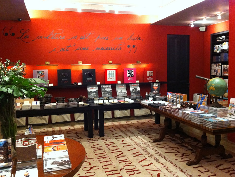Top Shelf: Assouline Lounge Bookstore Seoul  South Korea