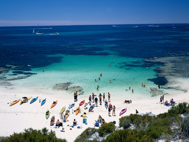 Perth's Perfect Weekend Getaway, Rottnest Island
