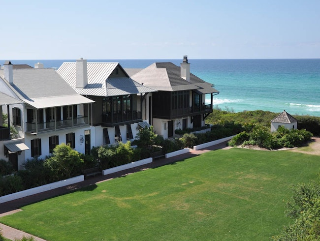 Rosemary Beach: A Multi-Generational Destination