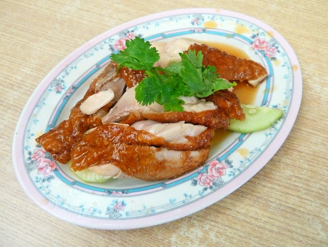 Getting Wise on Chicken Rice