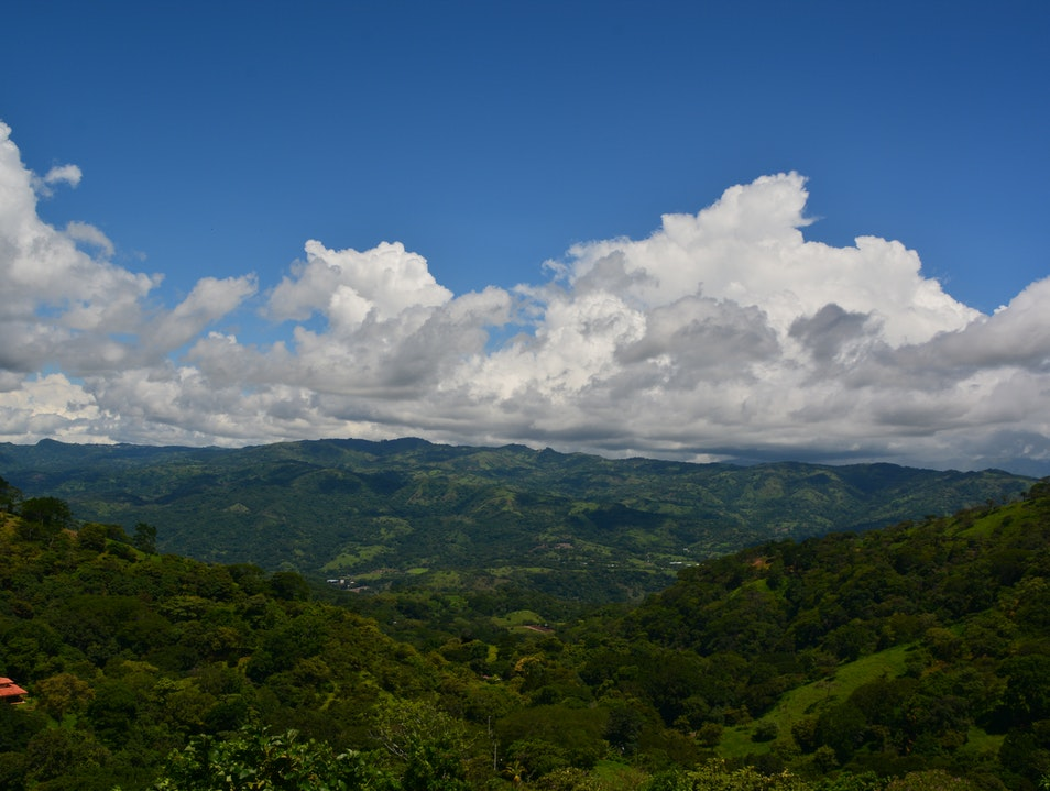 Atenas: The View Atenas Canton  Costa Rica