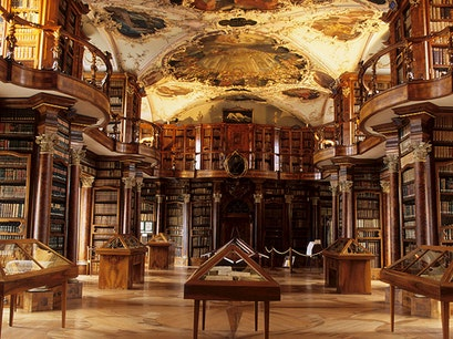 Abbey of Saint Gall St. Gallen  Switzerland