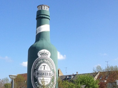 The Tuborg Bottle Hellerup  Denmark