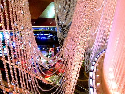The Chandelier Bar at the Cosmopolitan Las Vegas Nevada United States