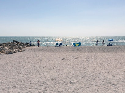 Blind Pass Beach Sanibel Florida United States