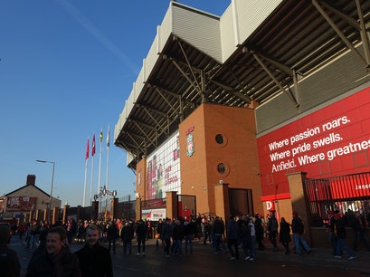 Anfield 1892 Lounge Liverpool  United Kingdom