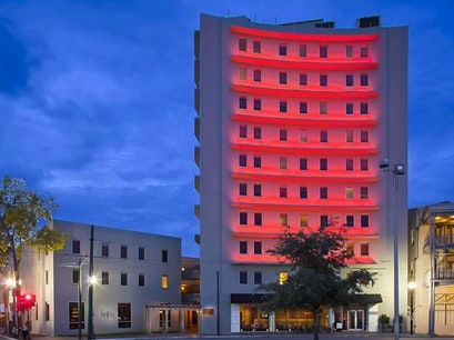 The Hotel Modern New Orleans New Orleans Louisiana United States