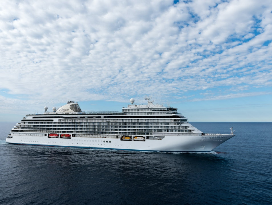 All Aboard the Most Luxurious Ship Ever Built