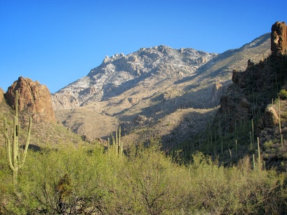 Ventana Canyon Catalina Foothills Arizona United States