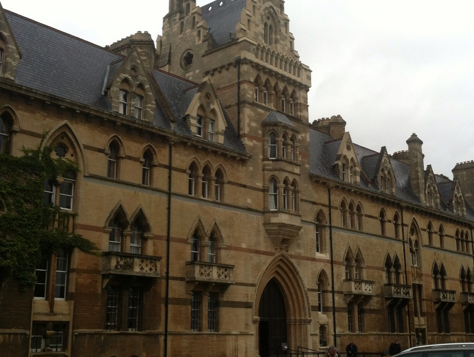 University Of Oxford Oxford  United Kingdom