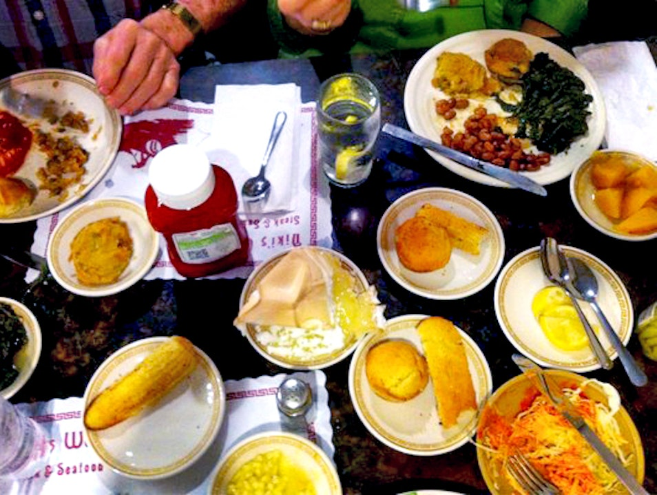 Southern Food with Soul