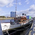paddle steamer waverley Glasgow  United Kingdom