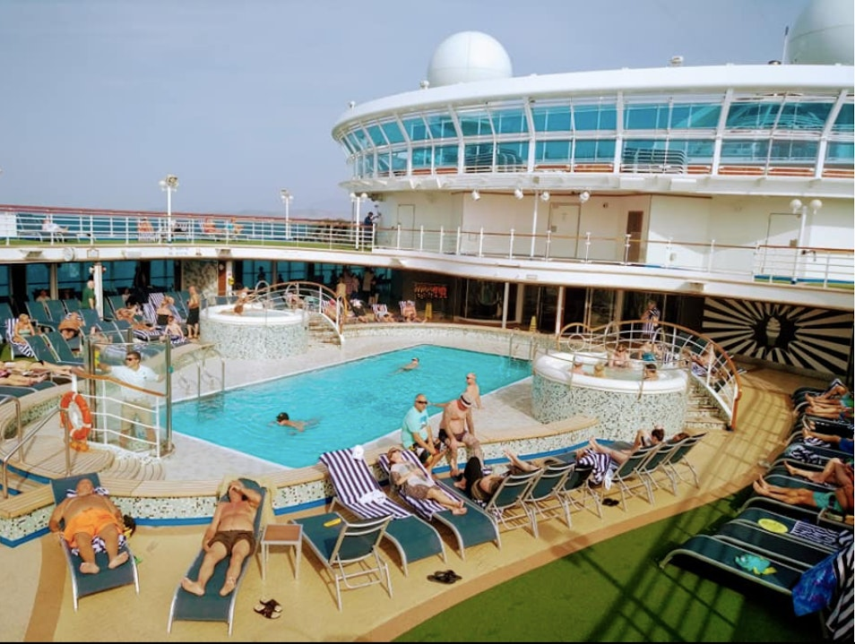 Crown Princess: 10 Day Western Mediterranean Cruise   Italy