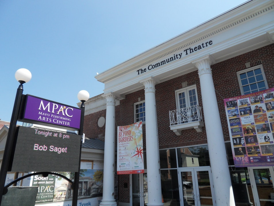 Mayo Performing Arts Center Morristown New Jersey United States