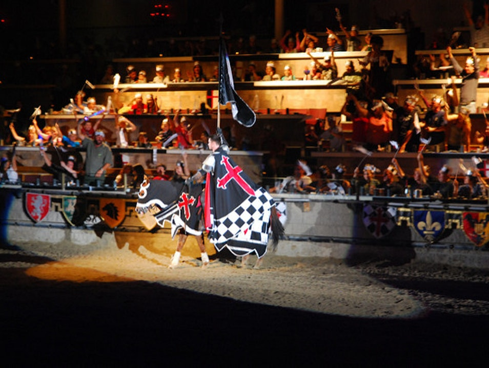Medieval Times Dinner & Tournament Buena Park California United States