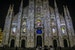 Duomo at Easter night - Milan, Italy