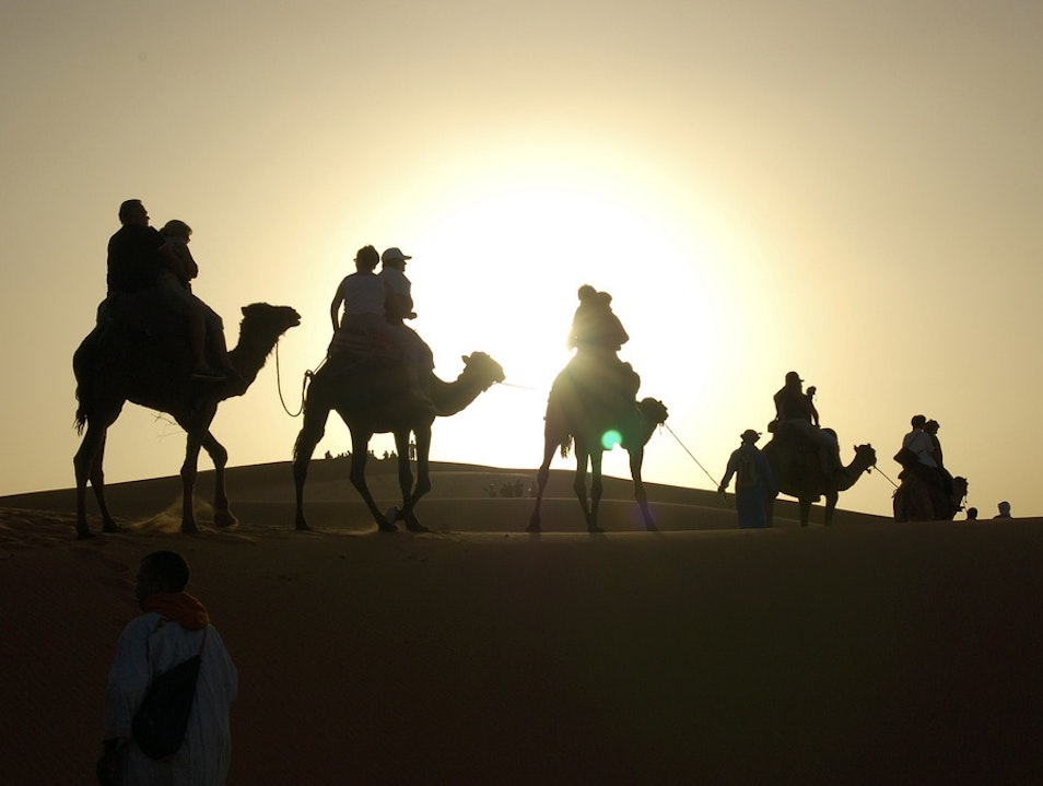 Shared Marrakech desert tours