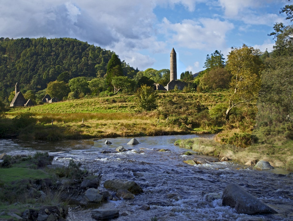 Hidden Ireland: Mystical Glendalough & Escaping the Crowds   Ireland
